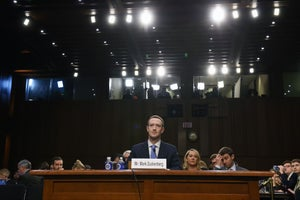 The 4 Best Tweets About Mark Zuckerberg's Congressional Testimony: Which Is Your Favorite?