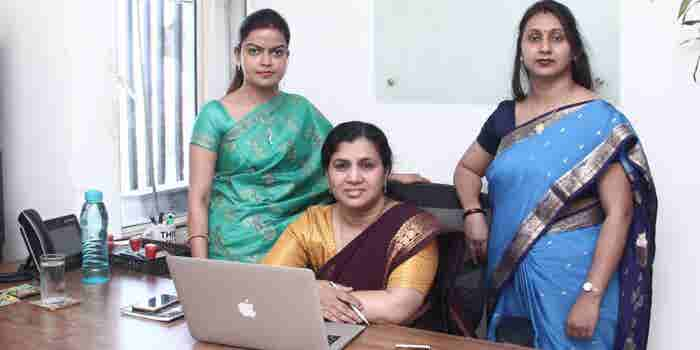 How Three Housewives Started a Company, funded by a Woman Investor