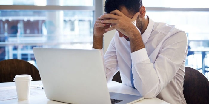 Success Comes to Entrepreneurs Who Stop Sabotaging Themselves With Stress