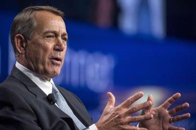 John Boehner Succeeded in Politics Opposing Marijuana but in Retiremen...