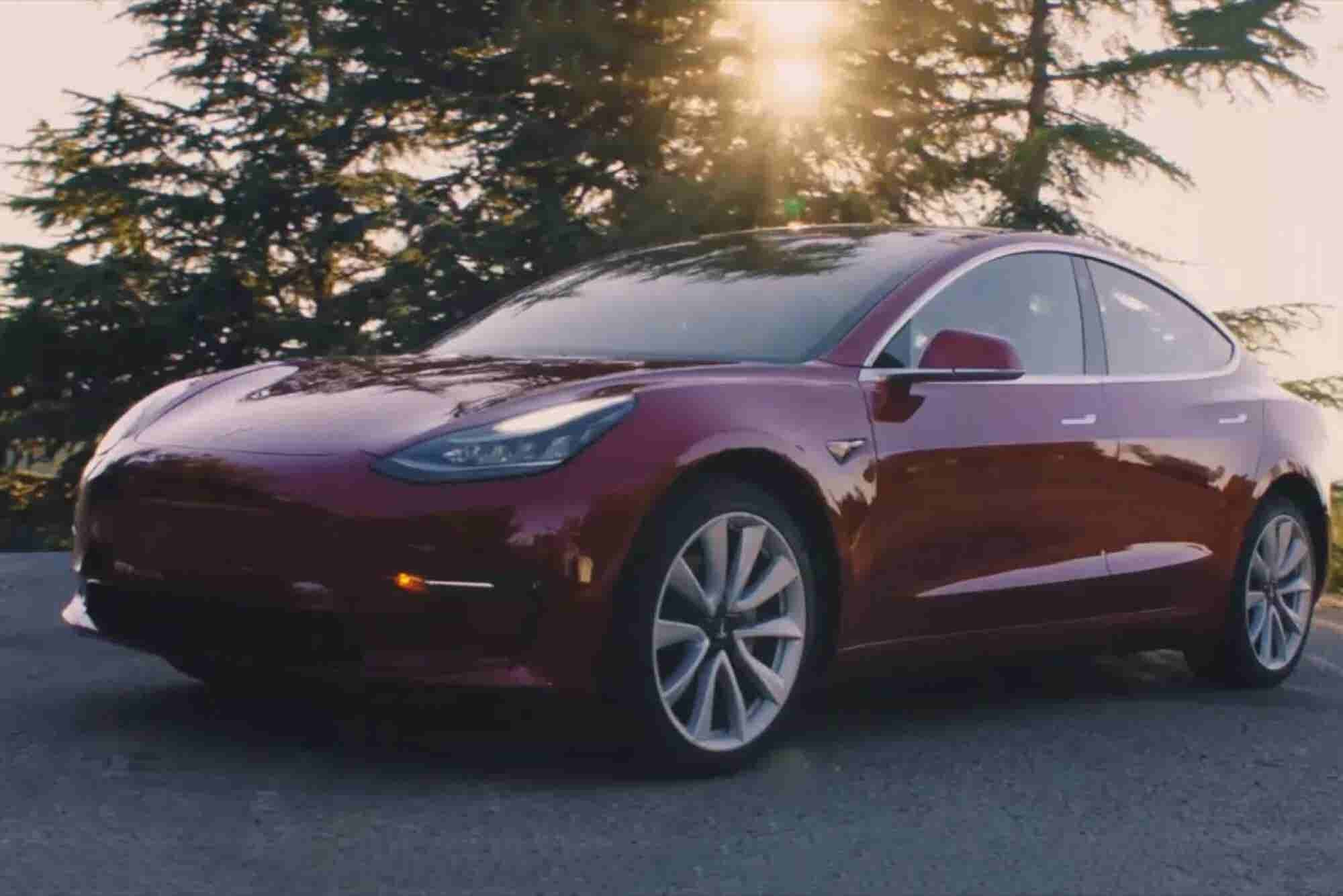 Tesla Model 3 Production Is Being 'Paused' After Elon Musk Admits to a Mistake