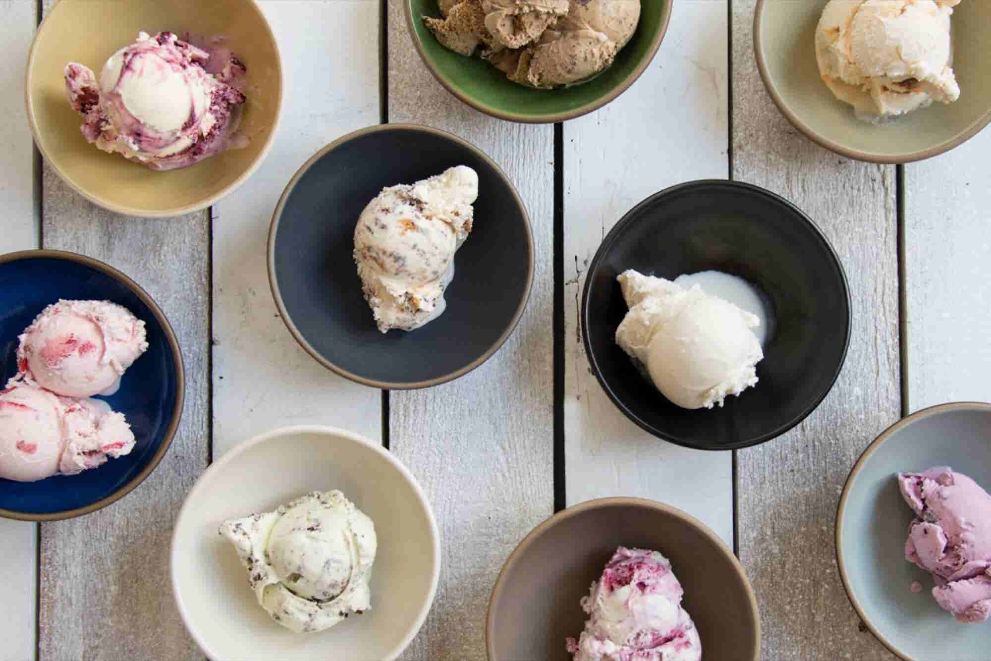 Why This Entrepreneur Who Took Over a 70-Year-Old Ice Cream Brand Advocates for Slow Growth