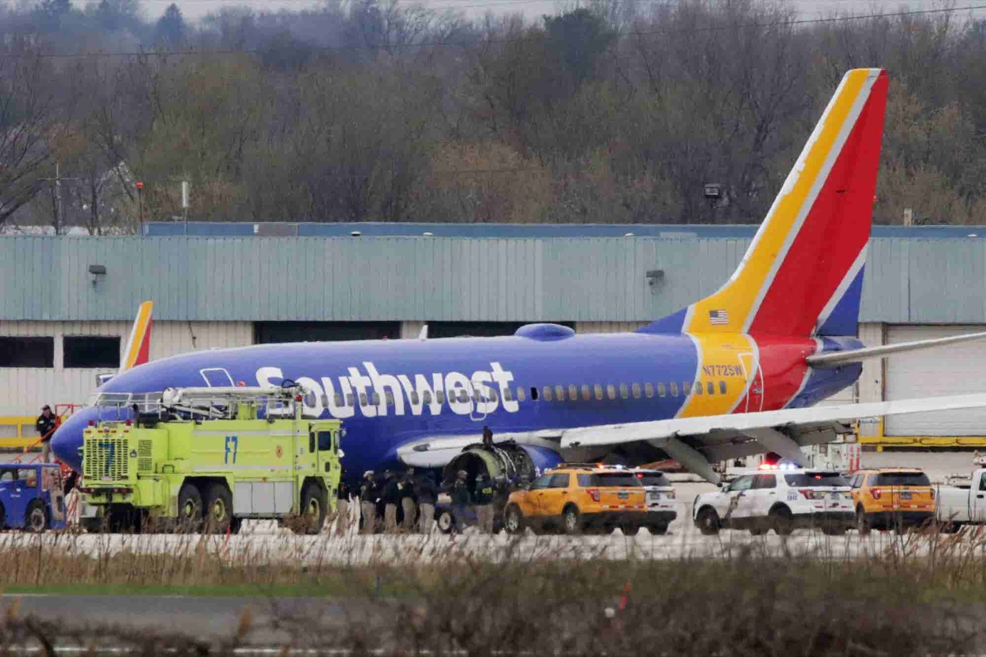Southwest Airlines' Badass Pilot Saves 144 Passengers. 3 Things to Know Today.