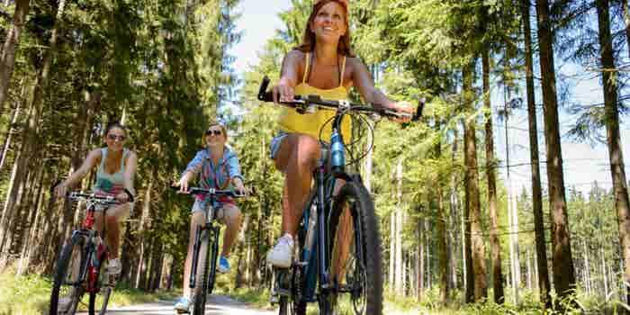 ¡Renta bicicletas y abre un negocio con mucho movimiento!