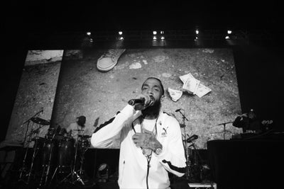 Rapper Nipsey Hussle: From Gang Life to Self-Made Millionaire