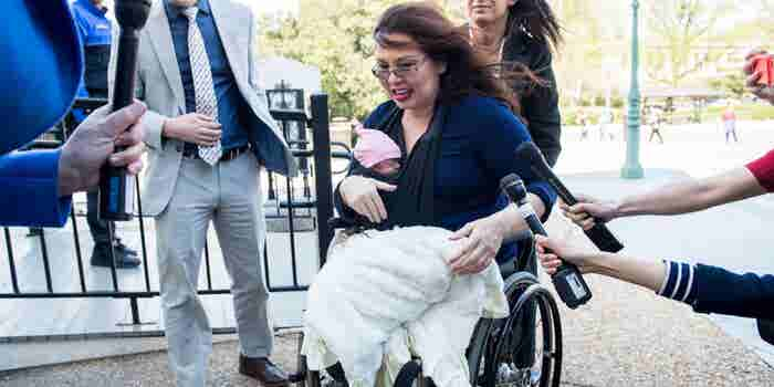 Sen. Tammy Duckworth Is a Model for How You Can Make Change In the Workplace