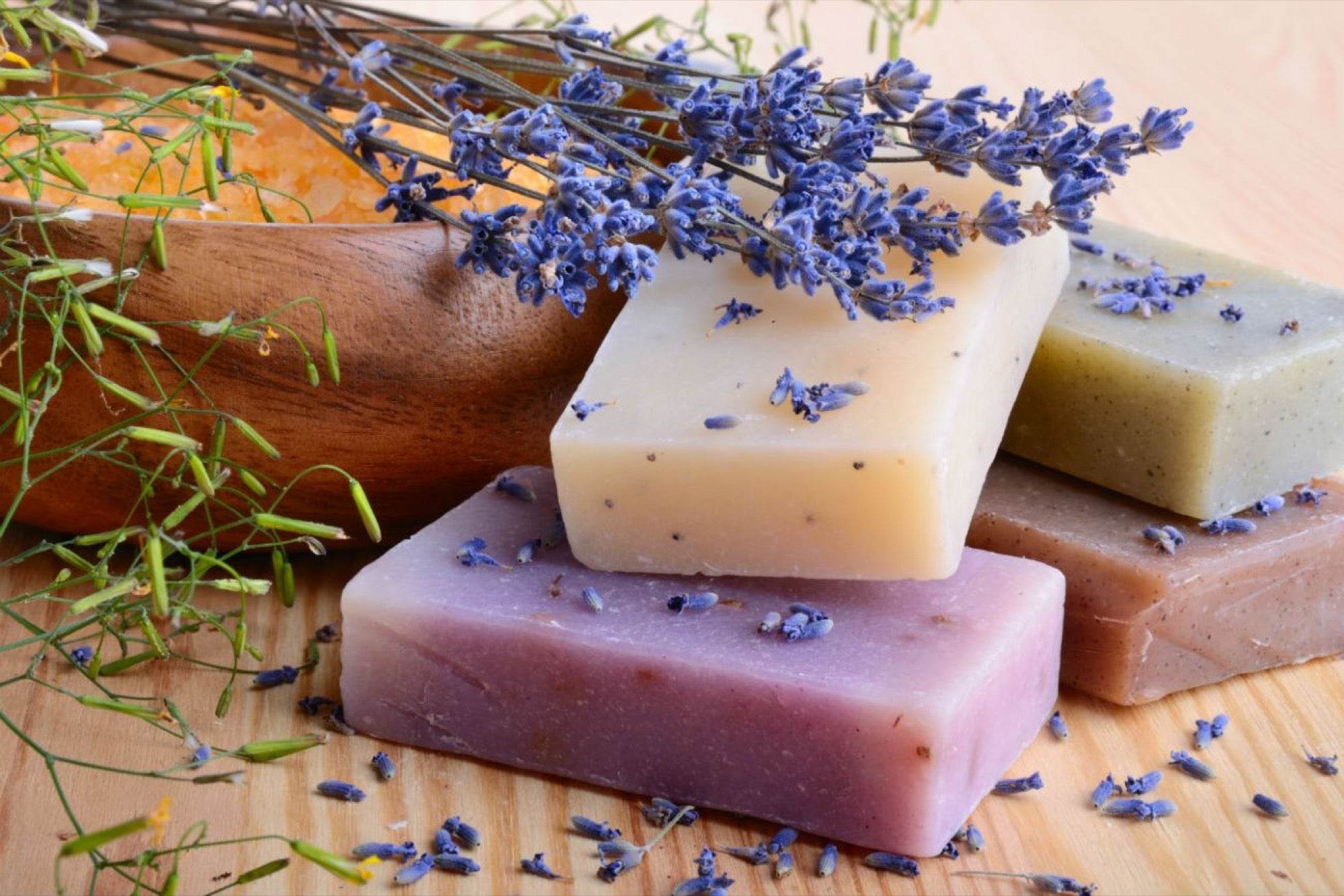 This Earth Day, Earn Money With Organic Soaps!