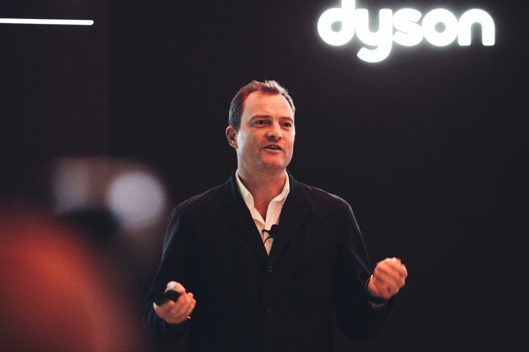 sc 1 st  Entrepreneur & Going Against The Tide: Jake Dyson Chief Lighting Engineer Dyson