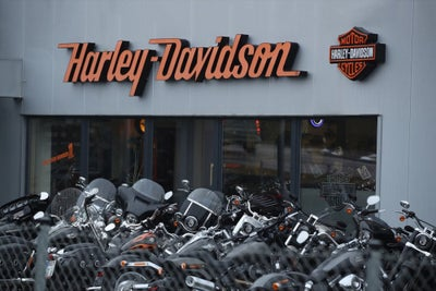Harley-Davidson Has Selected 8 Interns to Ride Across America This Sum...