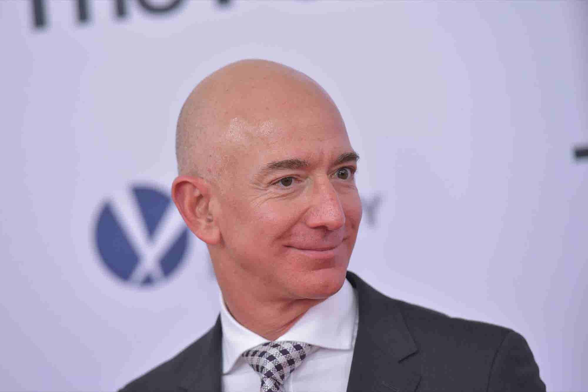 Jeff Bezos Reveals 3 Strategies for Amazon's Success