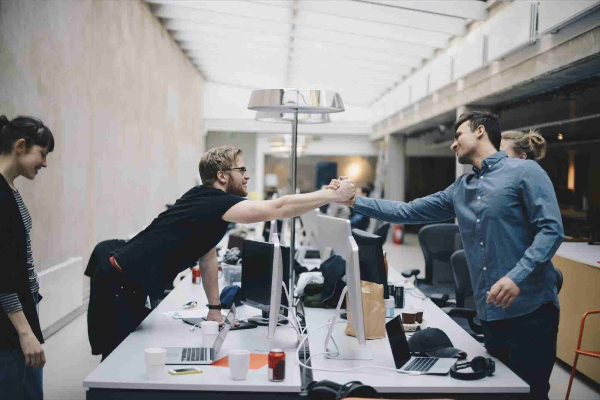 Your Team Will Succeed Only if They Trust Each Other