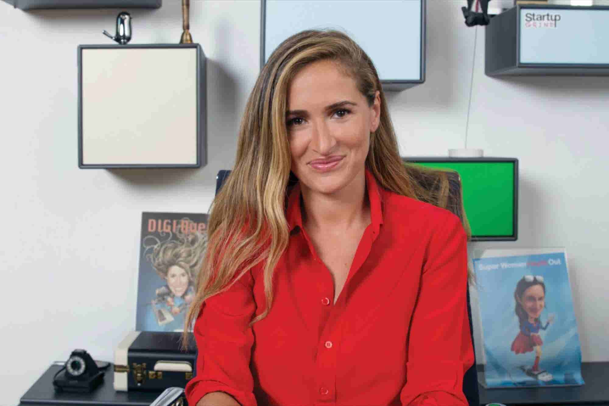 Entrepreneur Middle East's Achieving Women 2018: Tanaz Dizadji, Founder And CEO, Brand Ripplr
