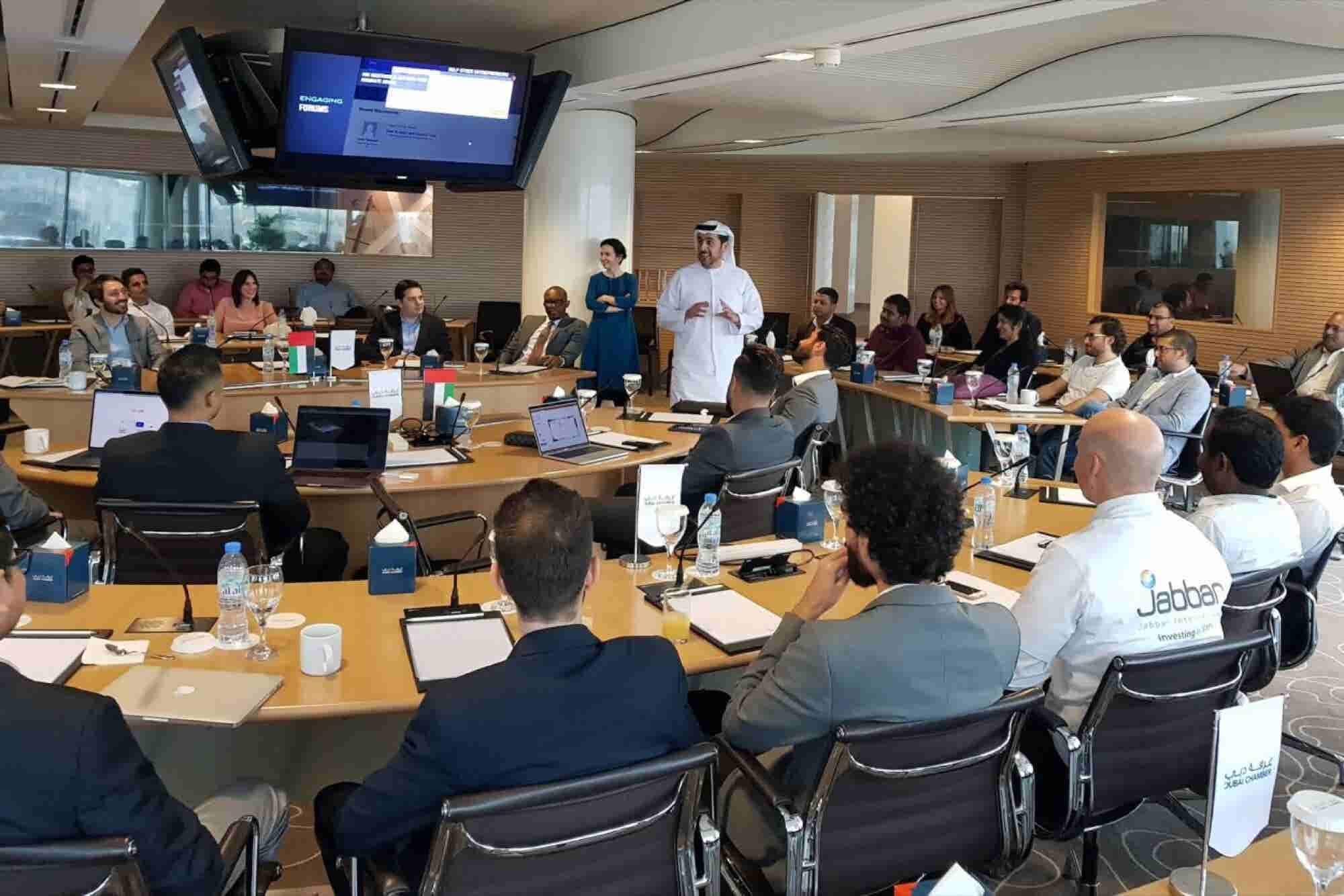 The Search Is On: 10 Startups Selected For Final Round Of 2018 Dubai Smartpreneur Competition