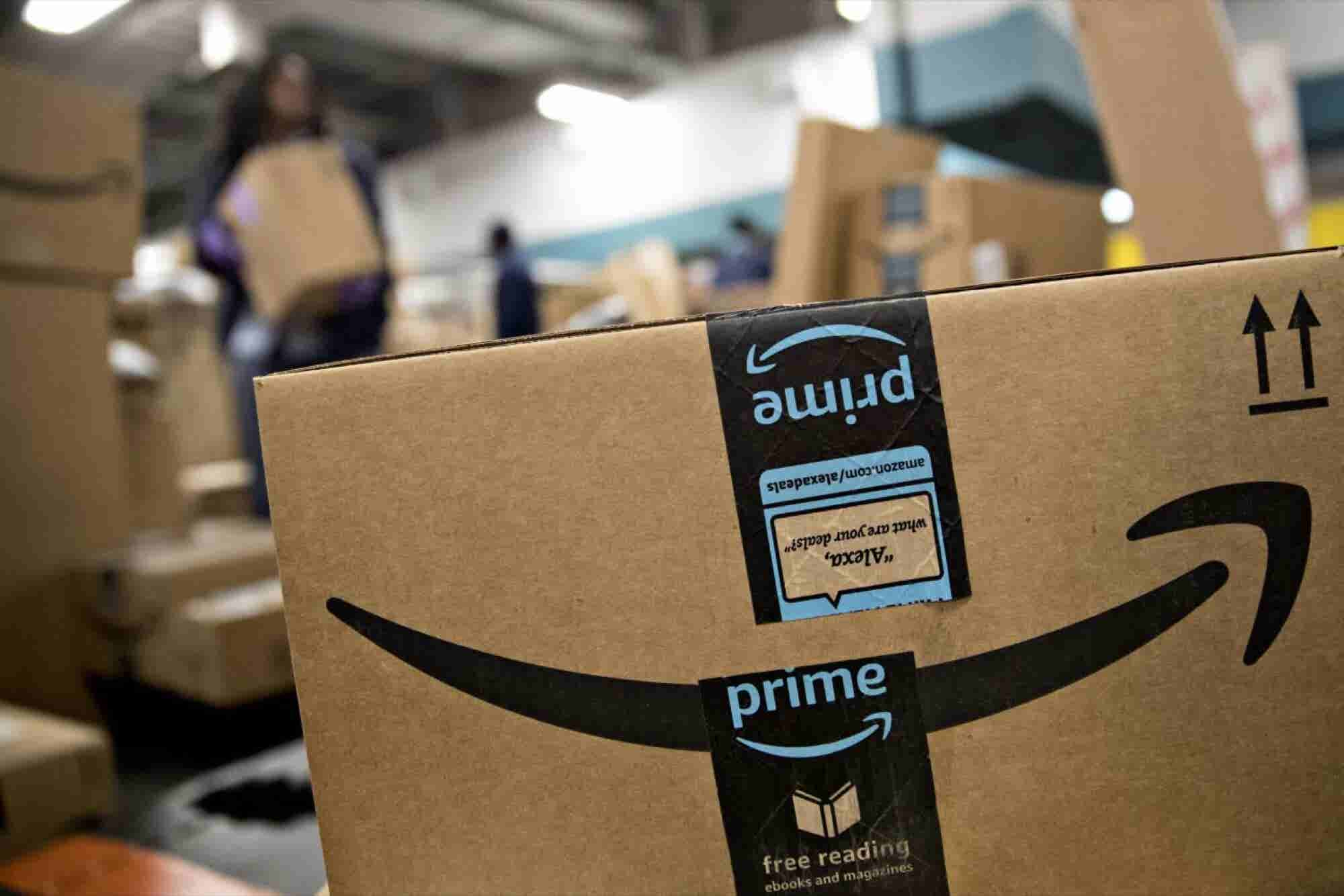 Amazon Delivers to Parked Cars and Thinking Positive Leads to Good Mem...