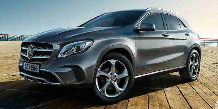 Mercedes-Benz GLA 2018 ideal para tu estilo de vida