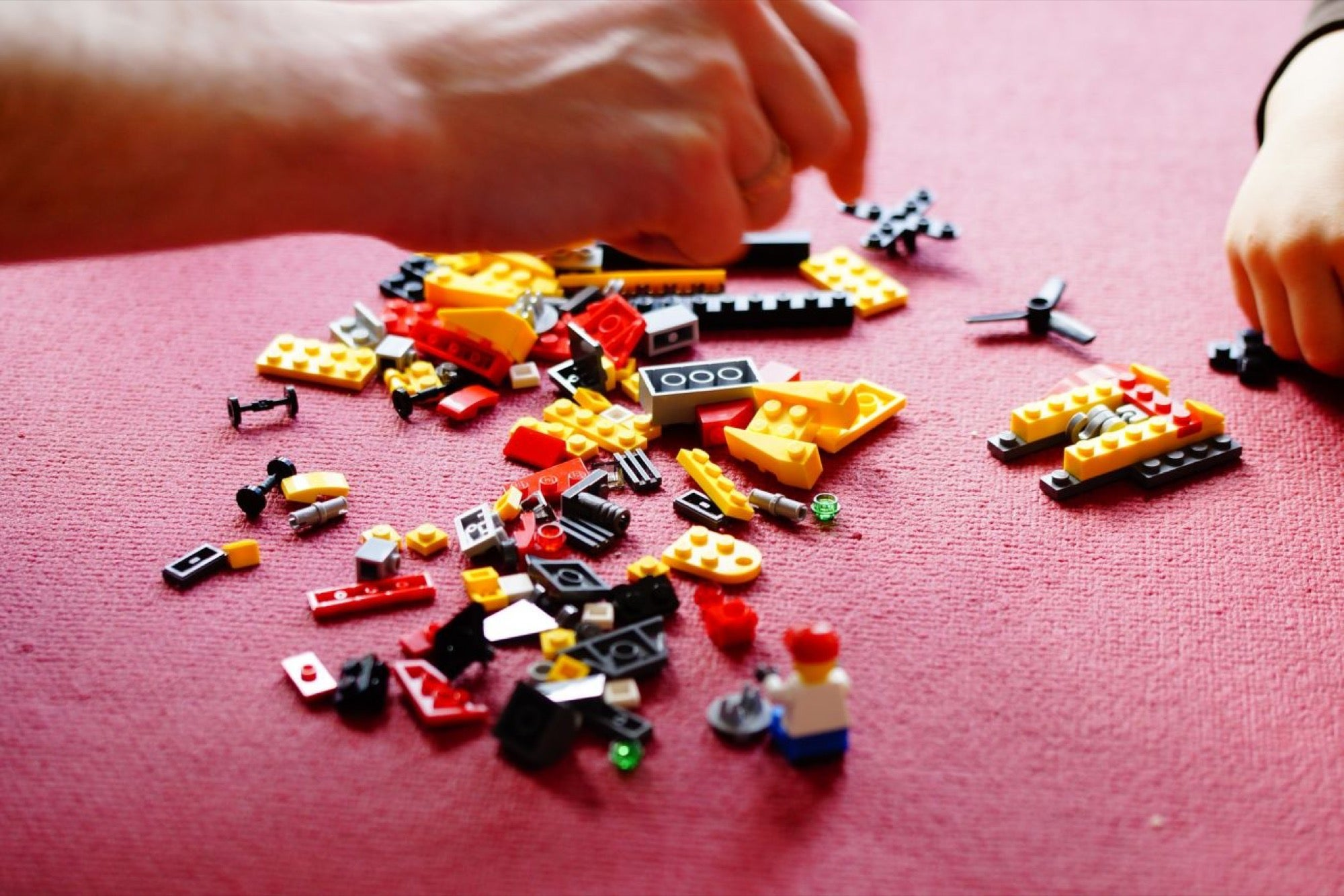 Here's How You Build Your Idea, Just like Lego Blocks