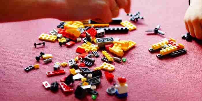 How Ideas are Just like Lego blocks