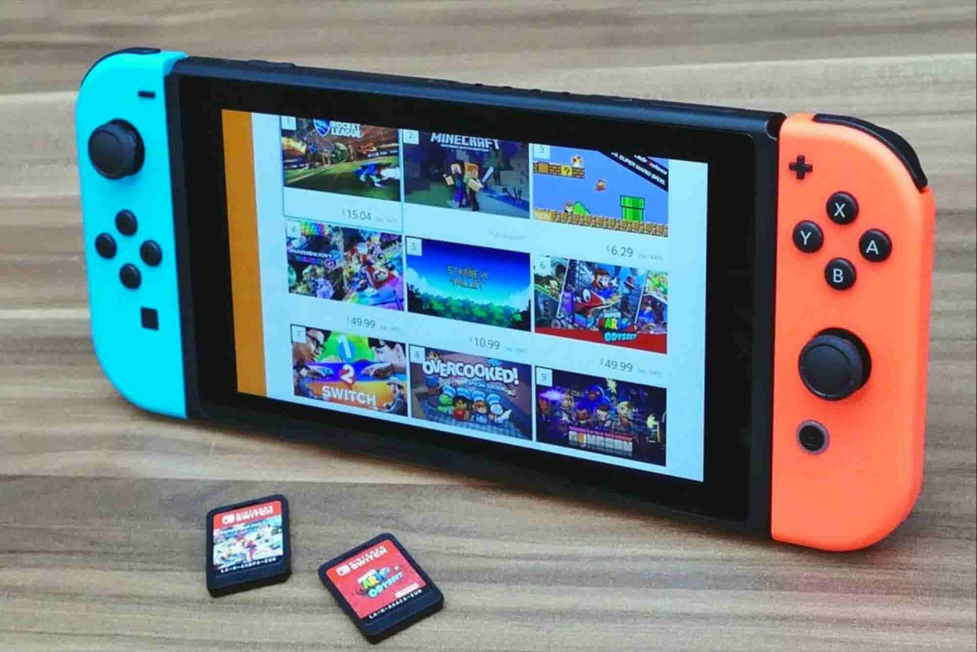 Nintendo Profits Increase 505 Percent Thanks to Switch
