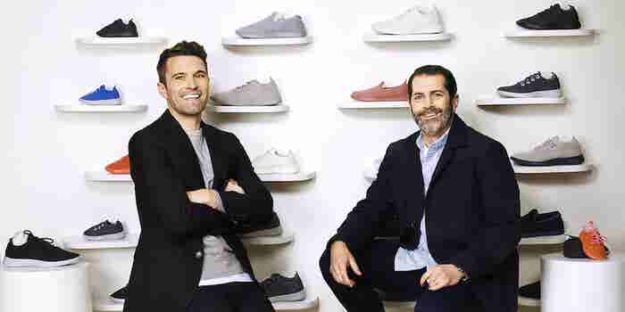 The Founders of Celeb-Favorite Shoe Brand Allbirds Explain Why Being Told to Raise Money Was the Worst Advice They Ever Received