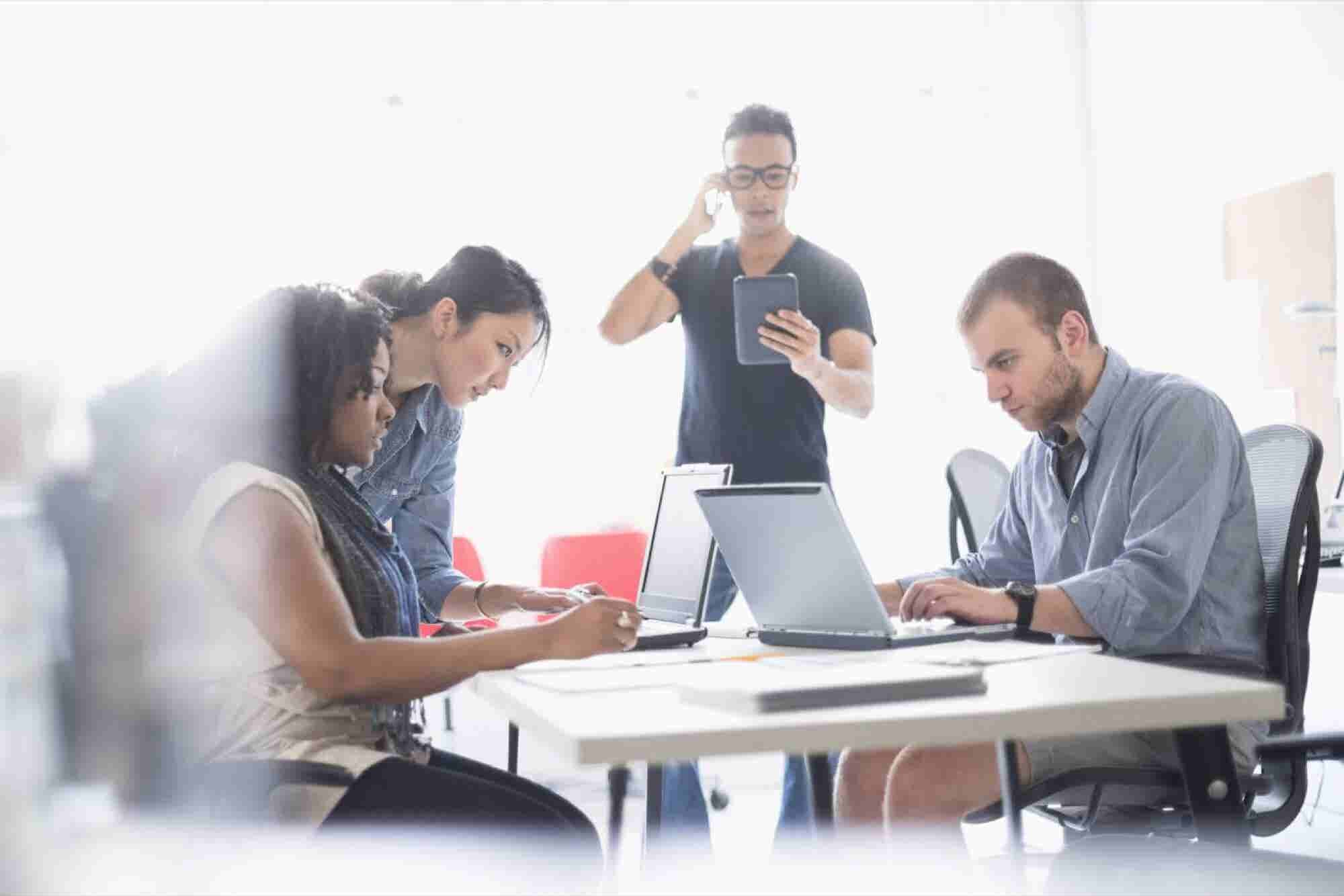 Millennials Make Themselves Miserable Fretting About Work but Boomer C...