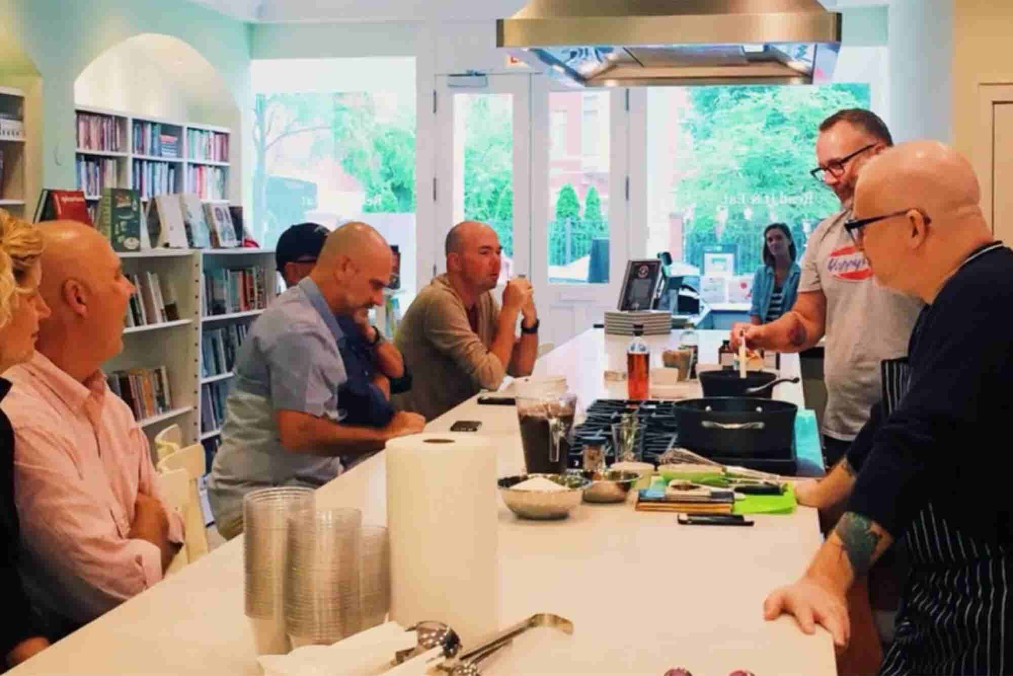 You Can Read and Eat Great Food at This Chicago Culinary Bookstore