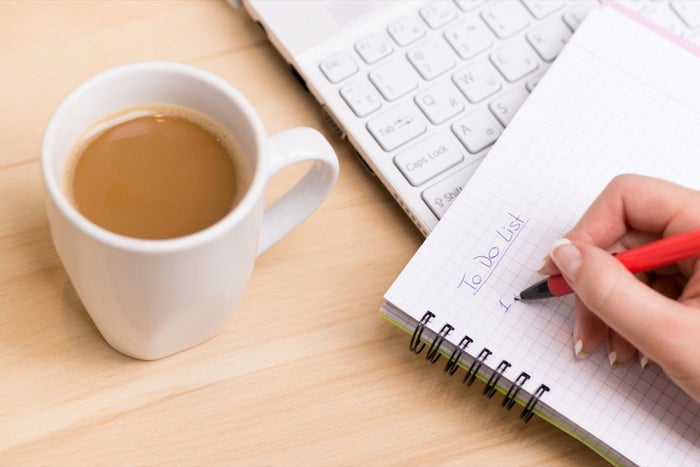 5 Ways to Improve Your To-Do Lists