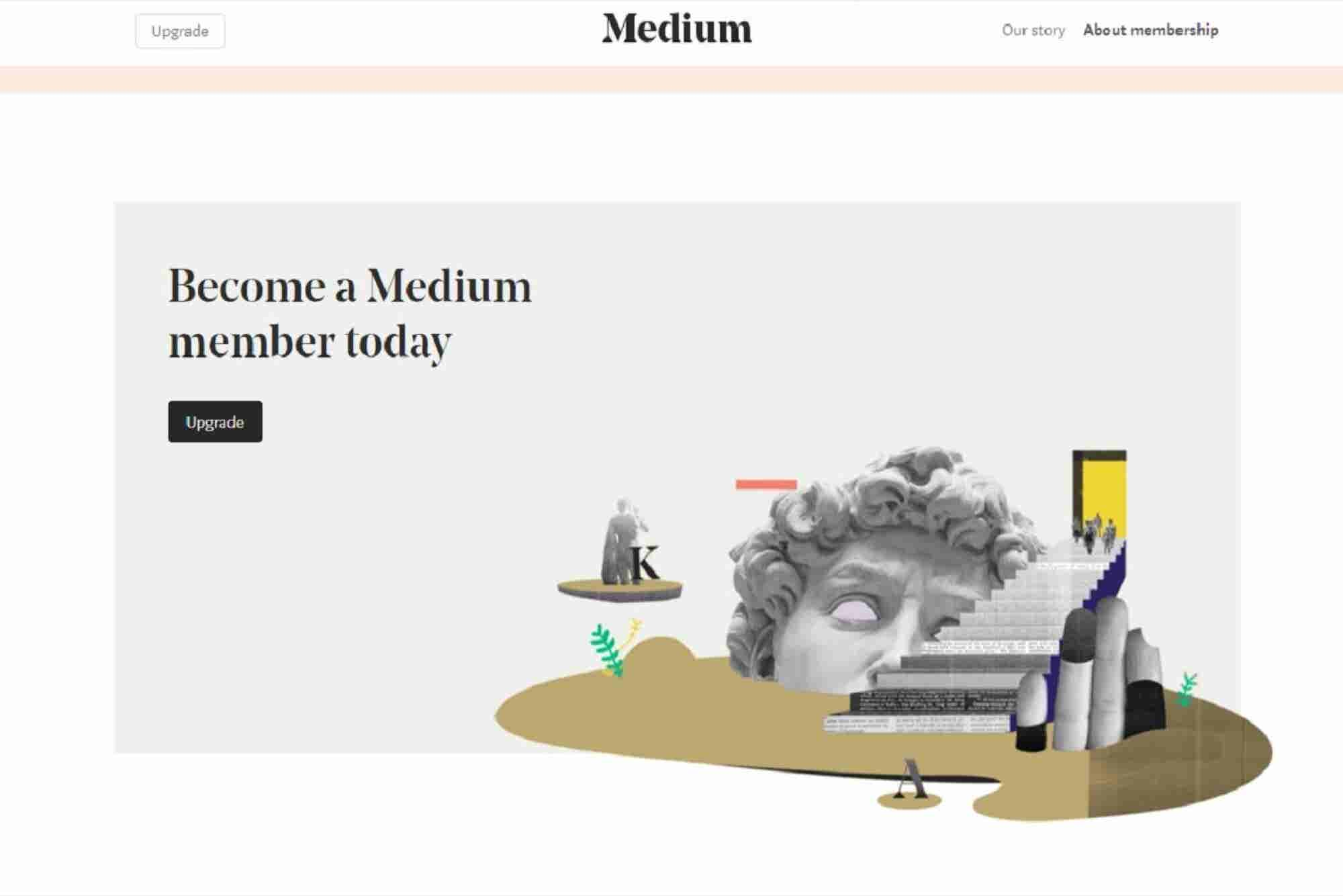 Move Over Traditional Marketing, It's Time to Blog on Medium