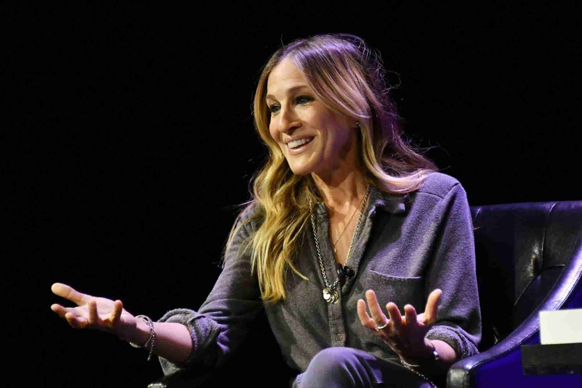 Sarah Jessica Parker Shares What Motivates Her, and What Scares Her