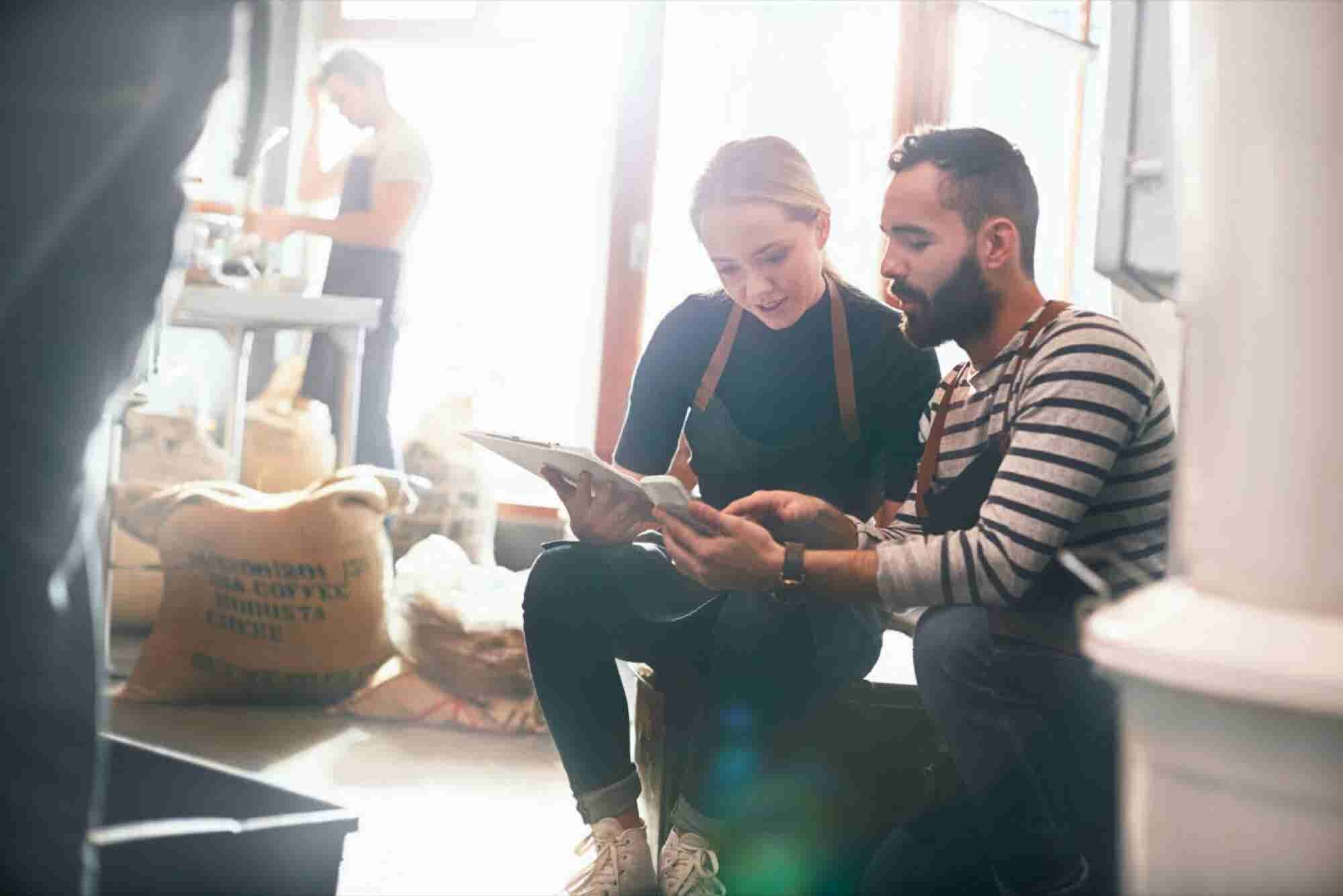 How Small Businesses Are Solving Big Business Challenges