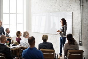 The Secrets of Leadership Presence for Every Woman Leader
