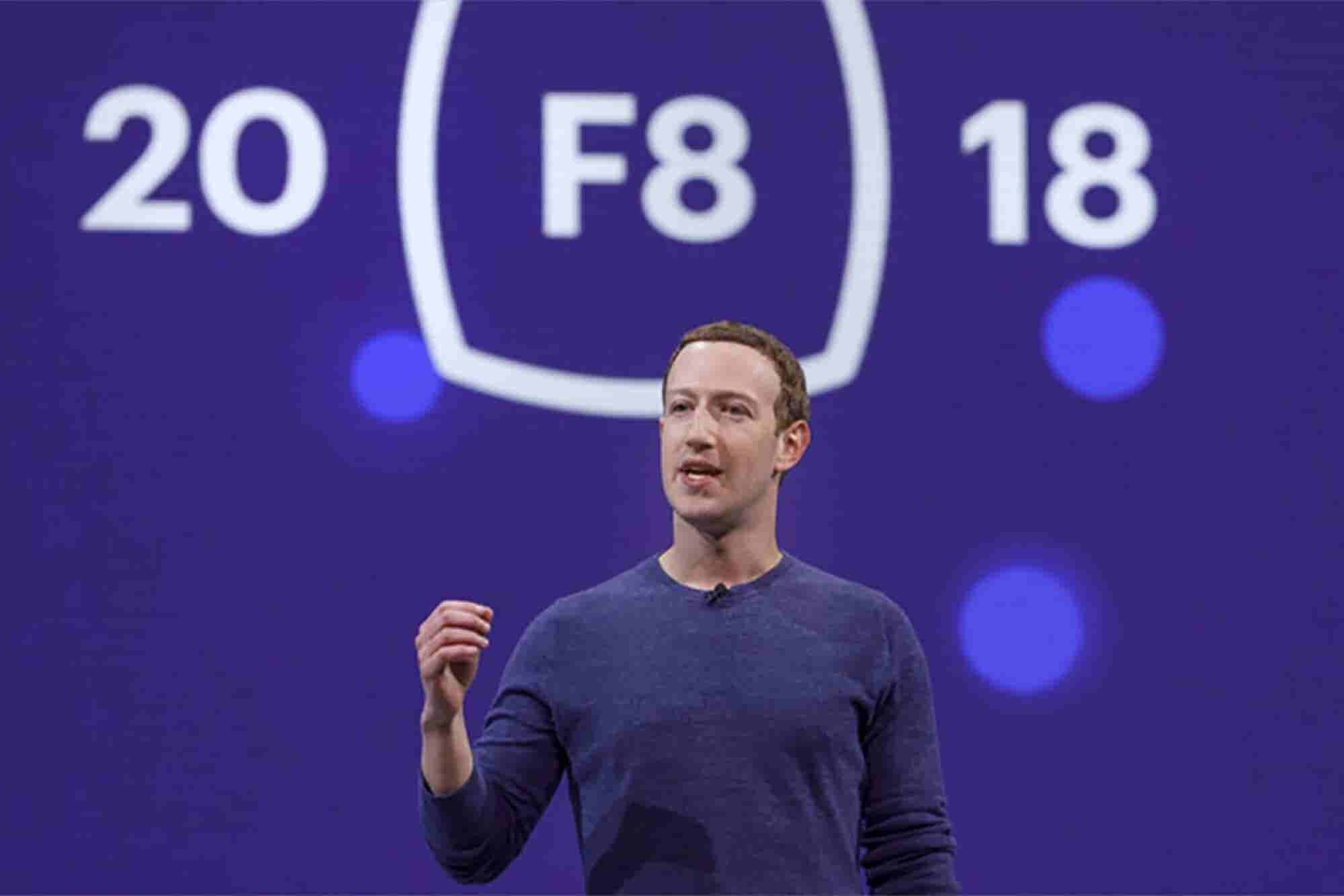 Zuck Takes the Stage: Everything You Missed From Facebook F8