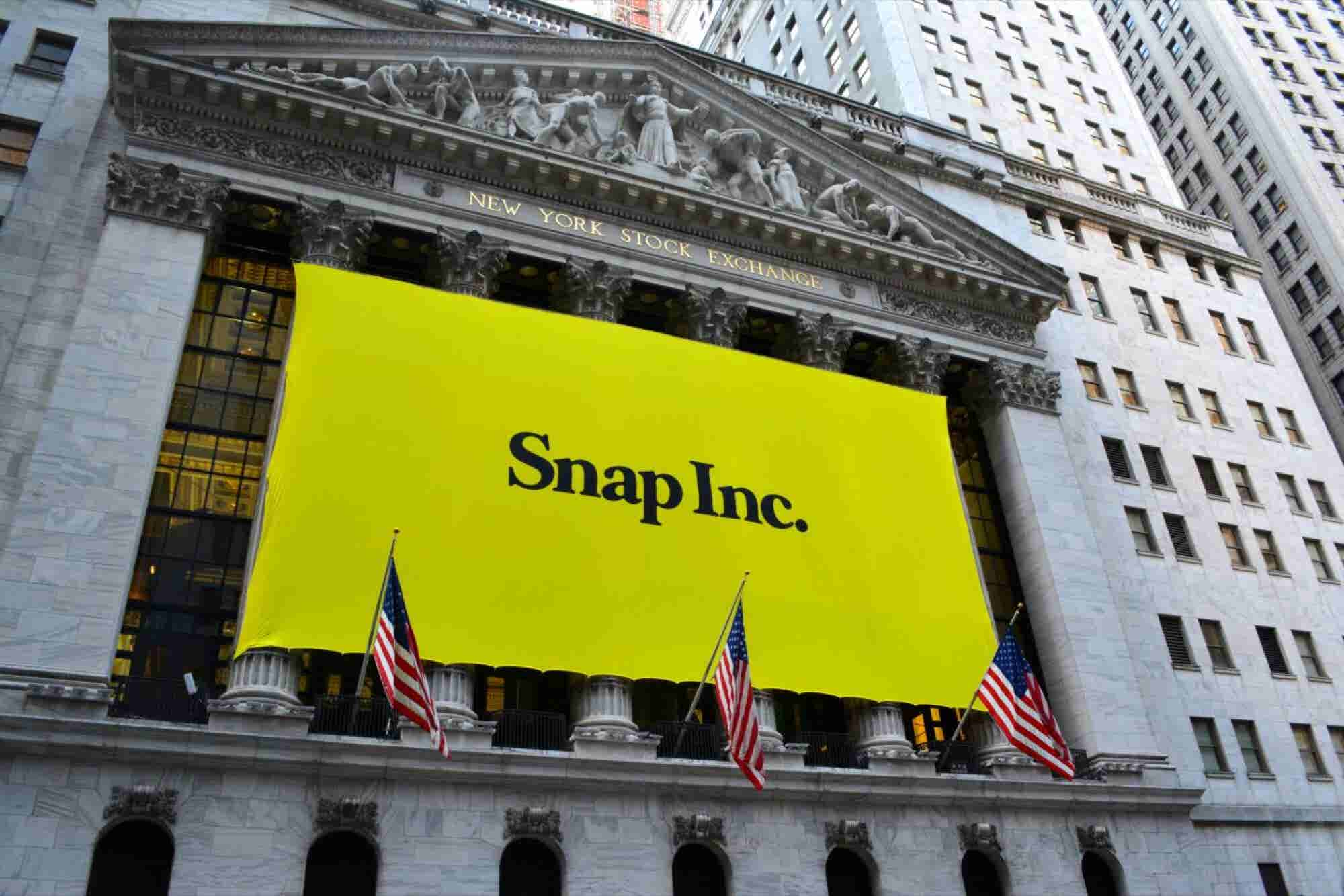 Even After Its Redesign, Snapchat Is Struggling to Add New Users