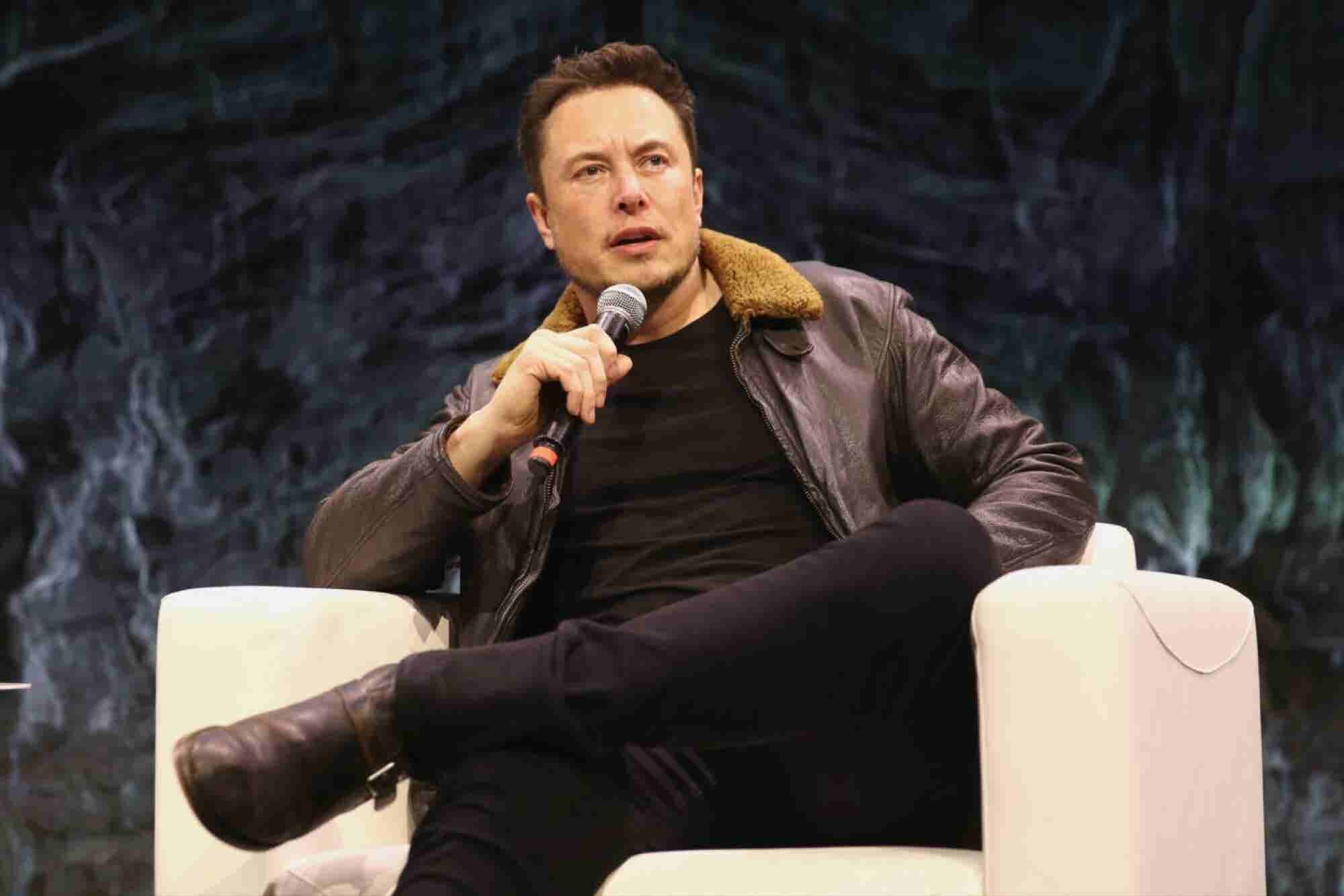 Elon Musk Scrapped an 'Ironically Foolish' Idea to Save Tesla More Tha...