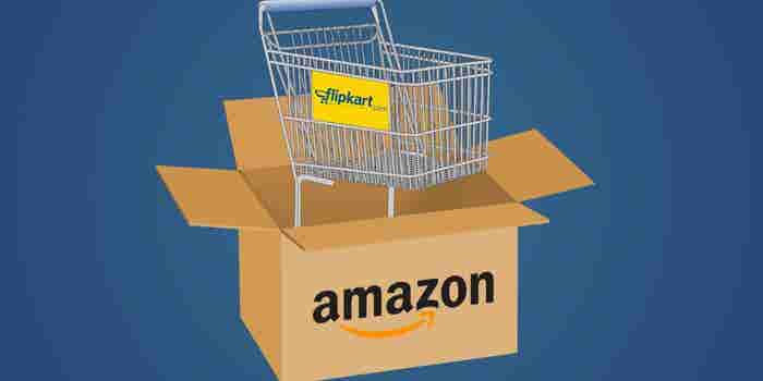 Sale of The Year: Amazon Bids for Flipkart Now
