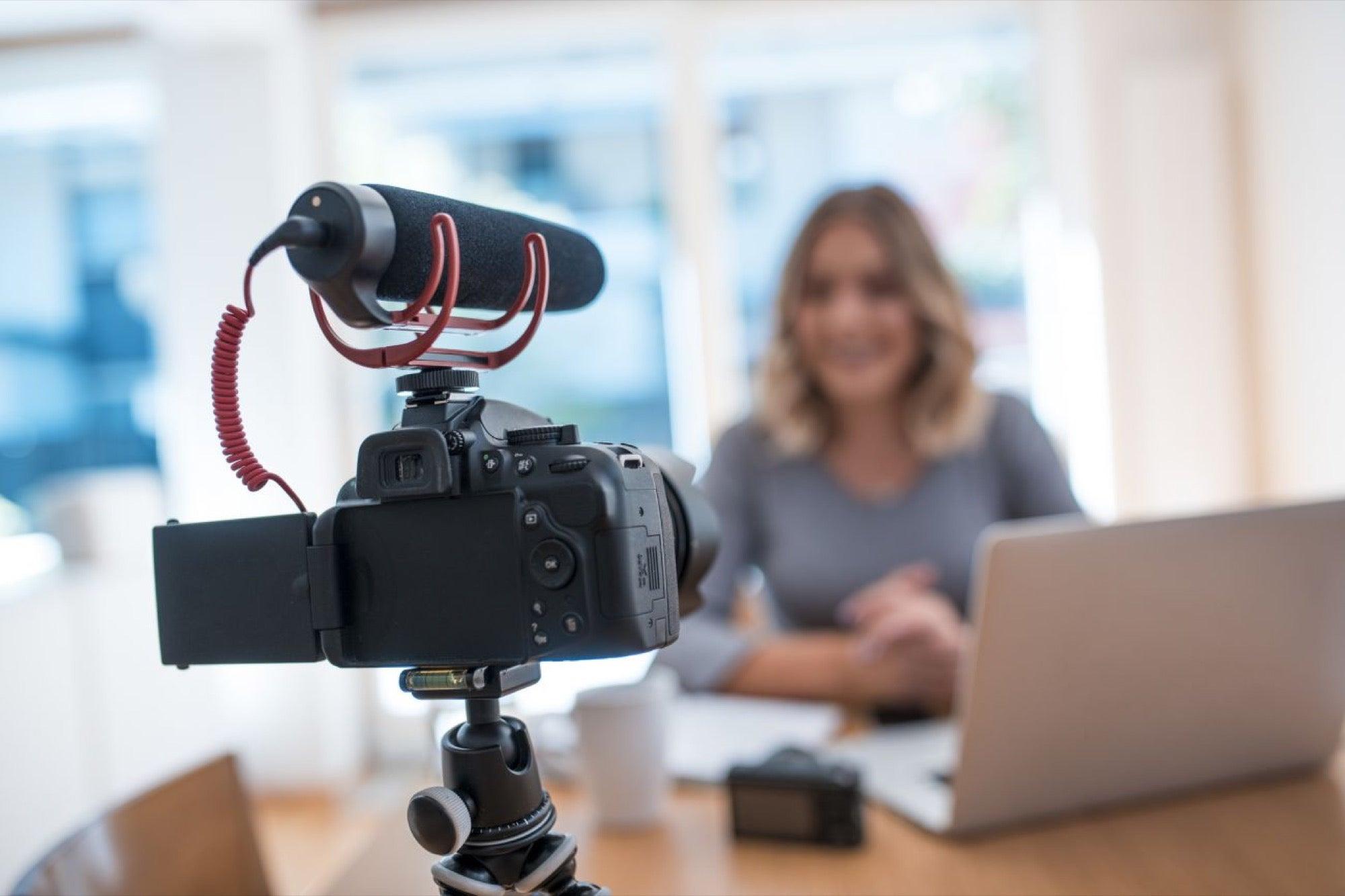 Video marketing auti transcribe