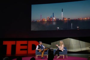 From AI-Composed Music to a New York-to-Shanghai SpaceX Rocket, Here Are 5 Amazing Ideas From TED2018