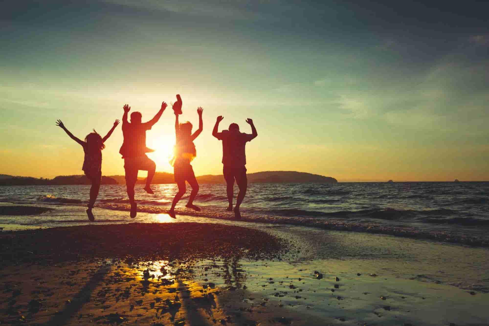 La ruta hacia un mundo más feliz