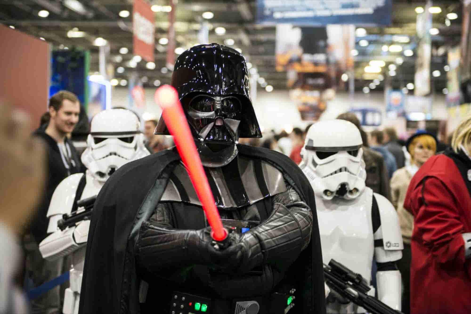 6 frases inspiradoras de Star Wars