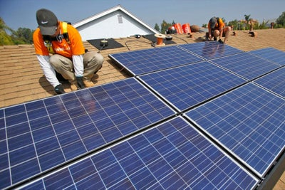 California to Require Solar Panels on Most New Homes