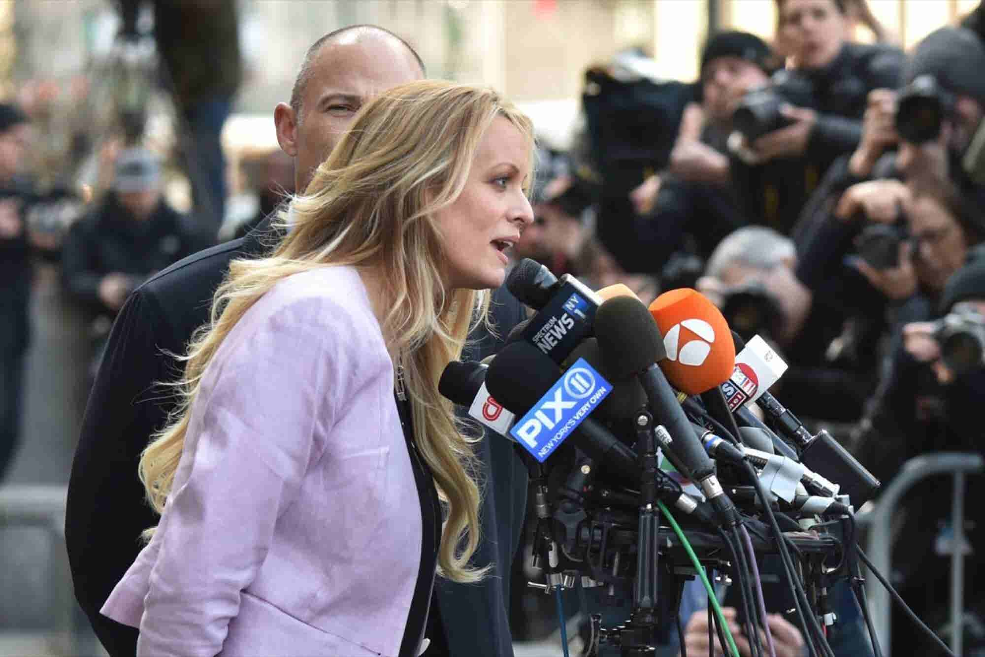Marketing Lessons From Stormy Daniels