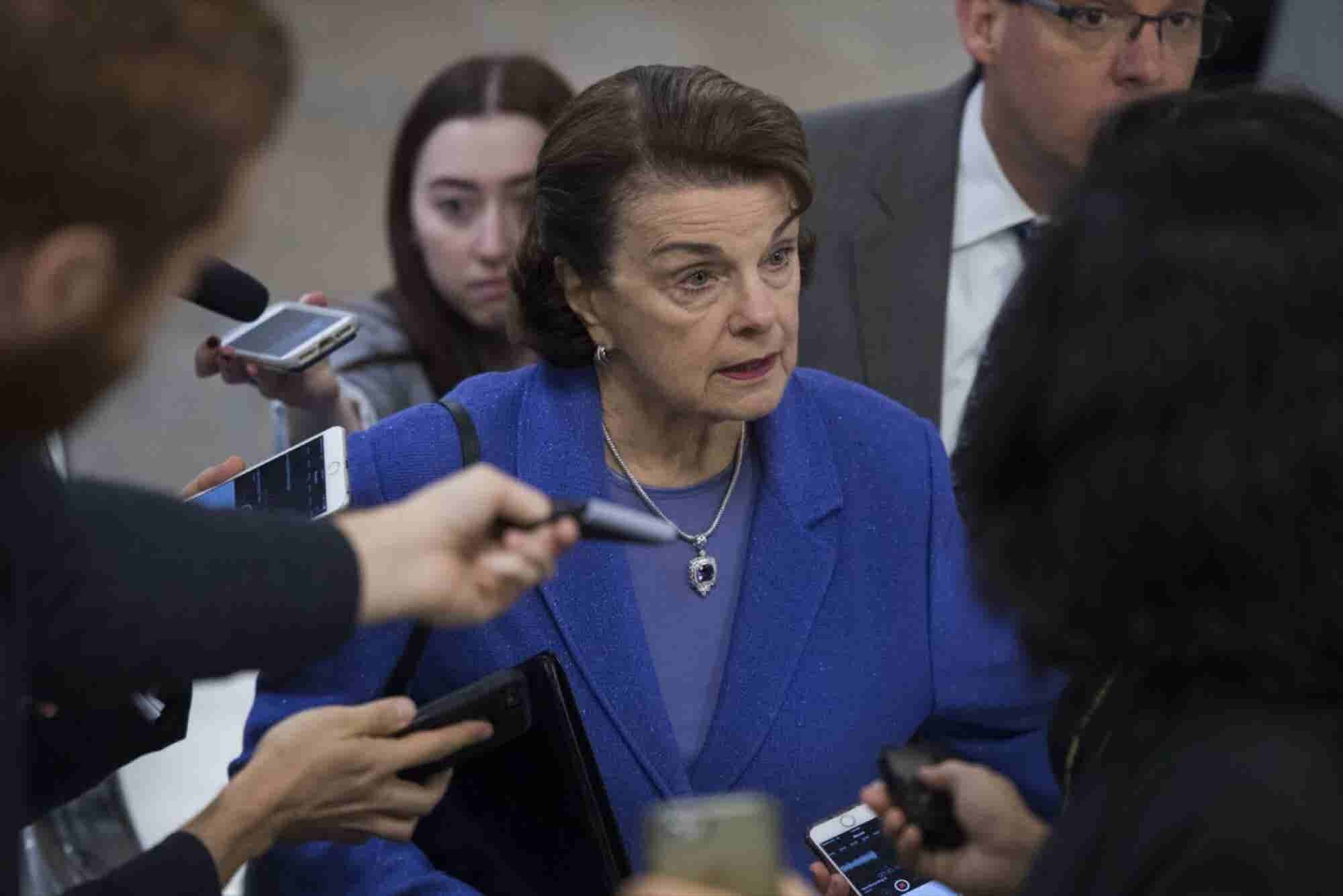 You Would Have Thought This Liberal Senator Already Supported Legal Ma...