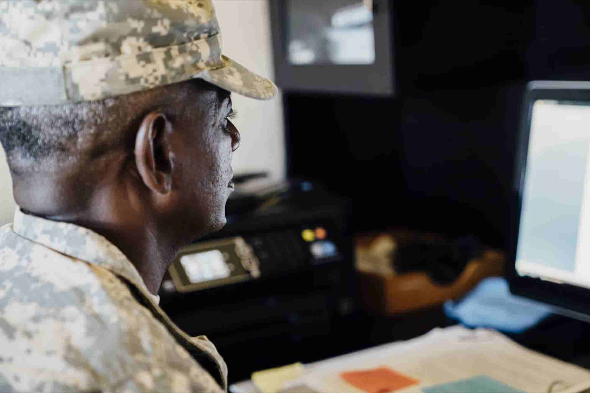 Military Vets Increasingly Look to Solve Tech's Chronic Shortage of Sk...