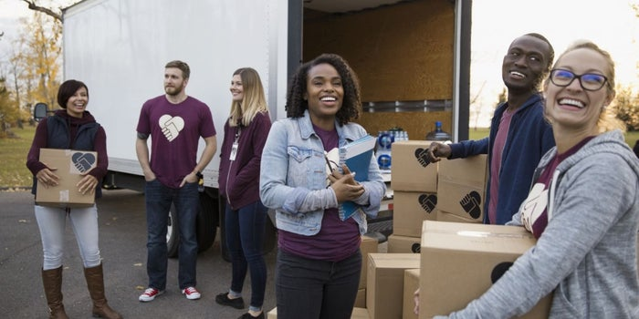 The Business of Volunteering Is Business for Millennials