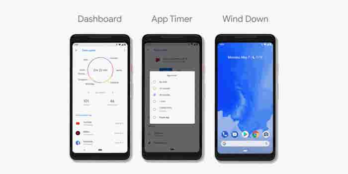 New Google OS Has Tools to Help With Your Tech Addiction