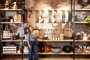How Lauren Bush Lauren Hustled a Customs Agent to Save the First Order of FEED Bags