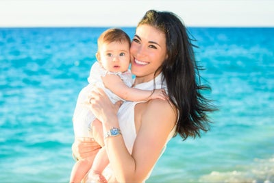 How I Started a Business and Had a Baby in One Year Without Going (Com...
