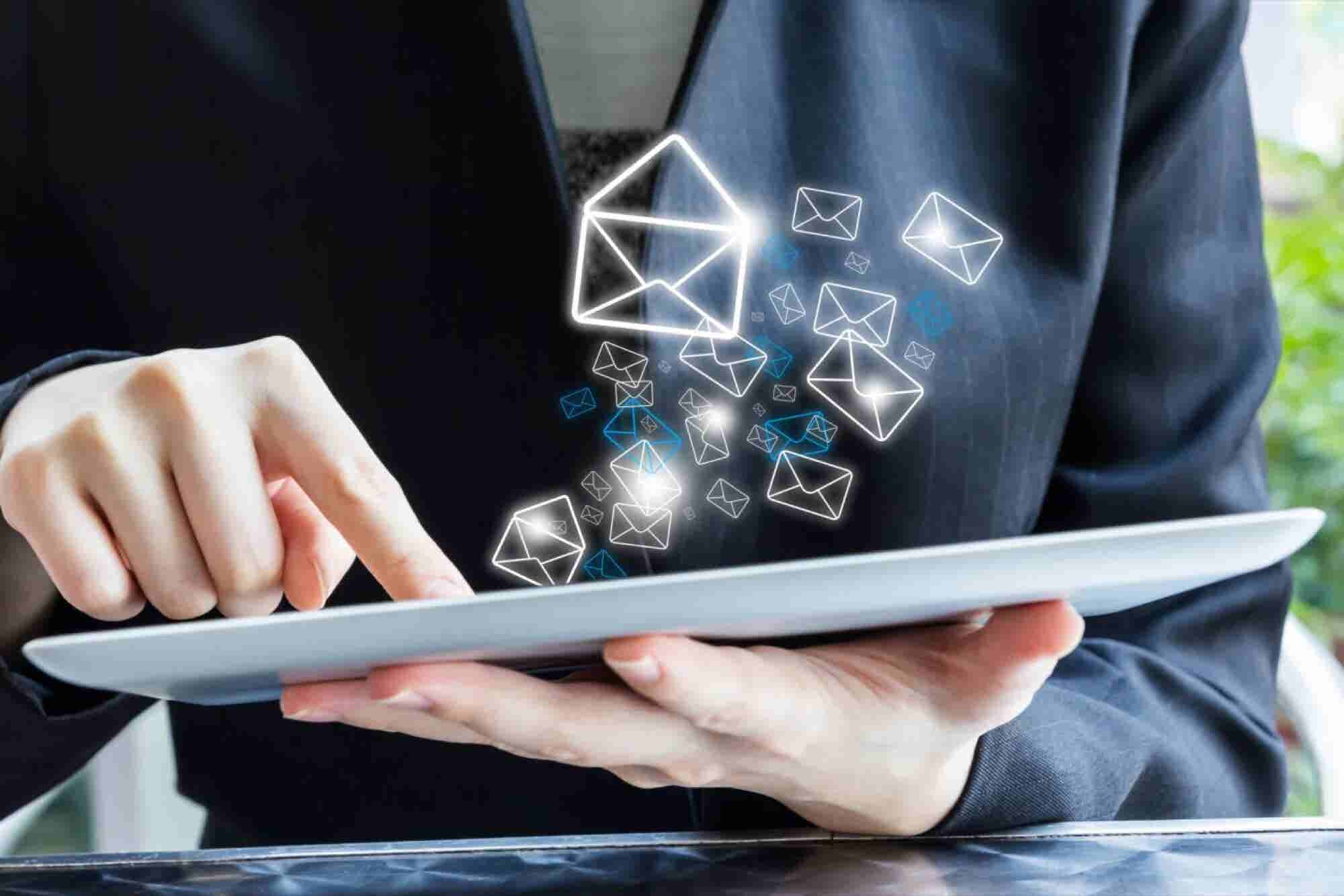 5 Rules for Staying In Charge of Your Inbox