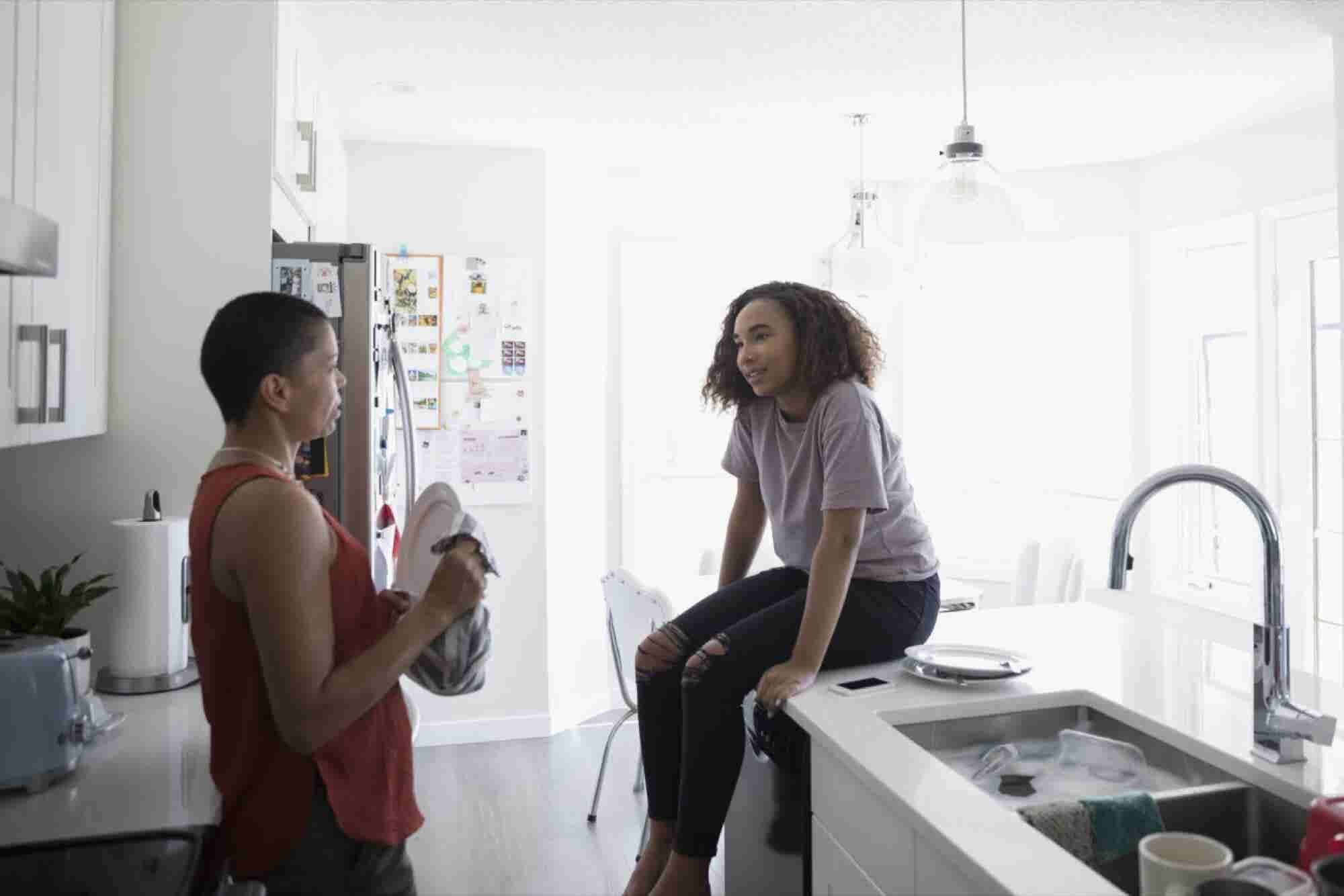 What Starting My Business Taught My Daughter About Entrepreneurship