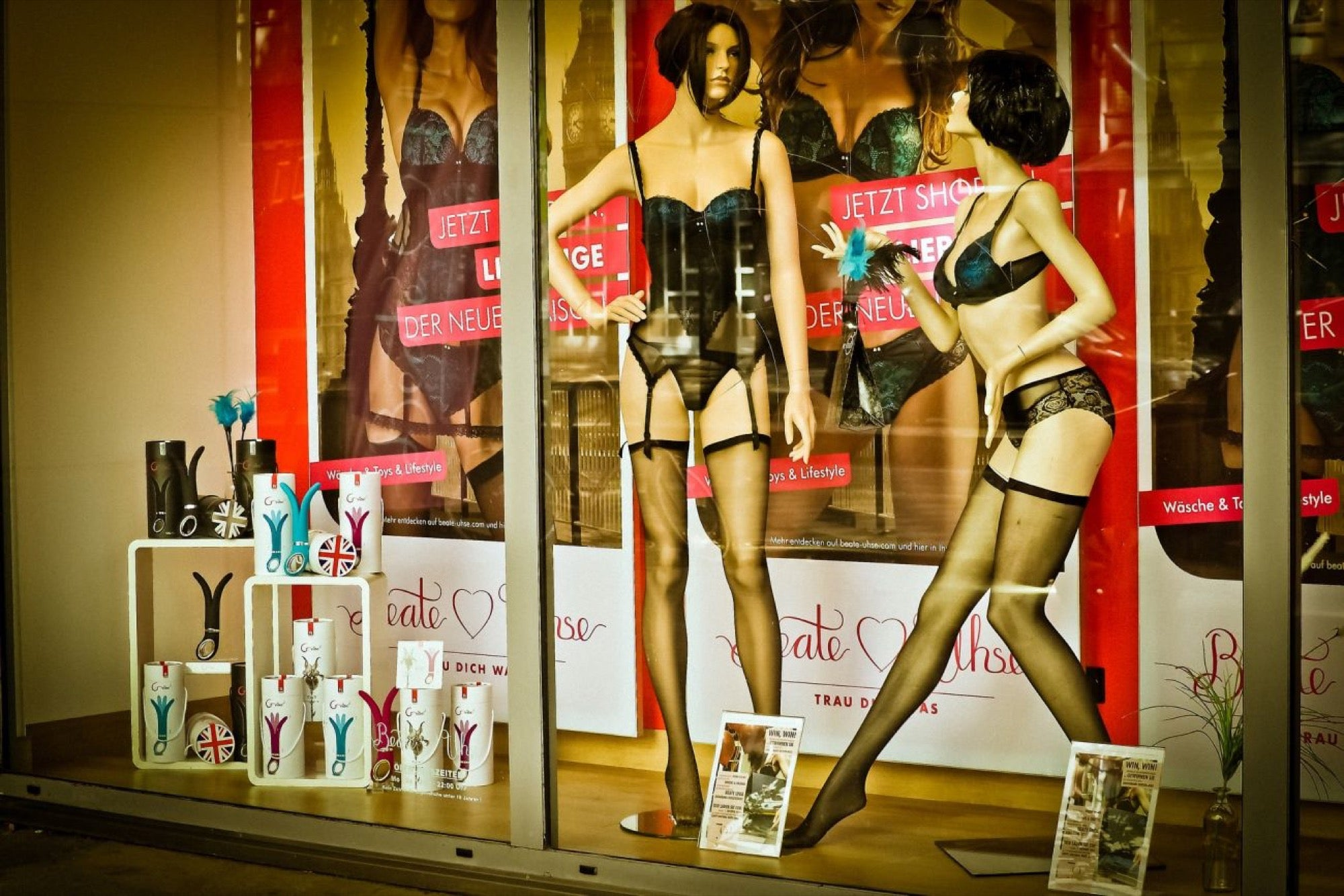 Marketing and growth strategies for an adult sex toys store