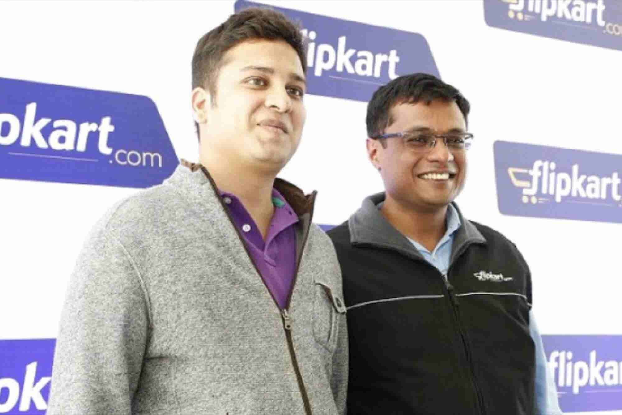 How Sachin Bansal and Binny Bansal Made India Believe in Entrepreneurship